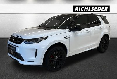 Land Rover Discovery Sport P200 AWD Aut. R-Dynamic SE bei fahrzeuge.aichlseder.landrover-vertragspartner.at in