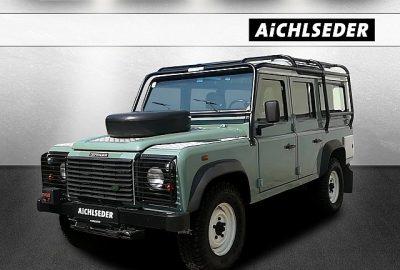 Land Rover Defender 110″ Station Wagon 2,5 TD bei fahrzeuge.aichlseder.landrover-vertragspartner.at in
