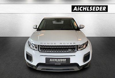Land Rover Range Rover Evoque Pure 2,0 TD4 Aut. bei fahrzeuge.aichlseder.landrover-vertragspartner.at in