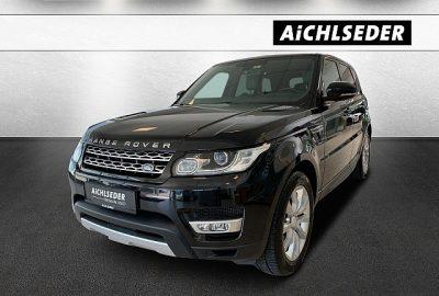 Land Rover Range Rover Sport 3,0 SDV6 HSE bei fahrzeuge.aichlseder.landrover-vertragspartner.at in