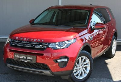 Land Rover Discovery Sport 2,0 TD4 4WD SE Aut. bei fahrzeuge.aichlseder.landrover-vertragspartner.at in