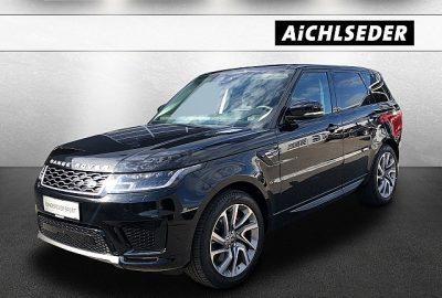 Land Rover Range Rover Sport 2,0 Si4 PHEV Plug-in Hybrid HSE bei fahrzeuge.aichlseder.landrover-vertragspartner.at in