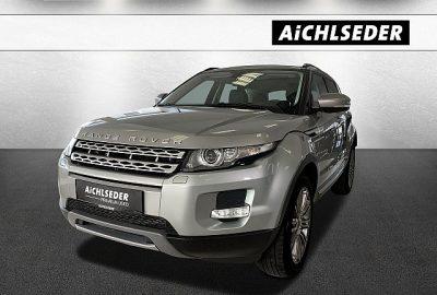 Land Rover Range Rover Evoque Prestige 2,2 SD4 bei fahrzeuge.aichlseder.landrover-vertragspartner.at in