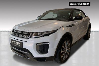 Land Rover Range Rover Evoque Cabriolet SE Dynamic 2,0 TD4 Aut. bei fahrzeuge.aichlseder.landrover-vertragspartner.at in