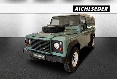 Land Rover Defender 110″ E Htp. TD bei fahrzeuge.aichlseder.landrover-vertragspartner.at in
