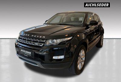 Land Rover Range Rover Evoque Pure Tech 2,2 TD4 Aut. bei fahrzeuge.aichlseder.landrover-vertragspartner.at in