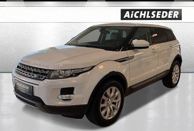 Land Rover Range Rover Evoque Pure Tech 2,2 TD4 bei fahrzeuge.aichlseder.landrover-vertragspartner.at in
