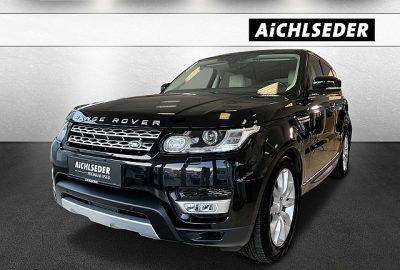 Land Rover Range Rover Sport 3,0 TDV6 HSE bei fahrzeuge.aichlseder.landrover-vertragspartner.at in