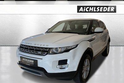 Land Rover Range Rover Evoque Pure 2,2 TD4 bei fahrzeuge.aichlseder.landrover-vertragspartner.at in