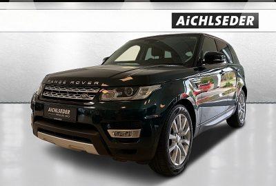 Land Rover Range Rover Sport 4,4 SDV8 HSE bei fahrzeuge.aichlseder.landrover-vertragspartner.at in