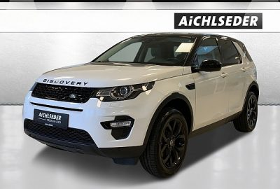 Land Rover Discovery Sport 2,0 TD4 4WD HSE Aut. bei fahrzeuge.aichlseder.landrover-vertragspartner.at in