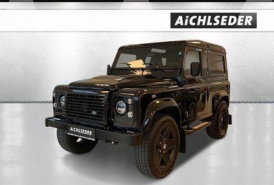 Land Rover Defender 90″ Station Wagon SE 2,2 bei fahrzeuge.aichlseder.landrover-vertragspartner.at in