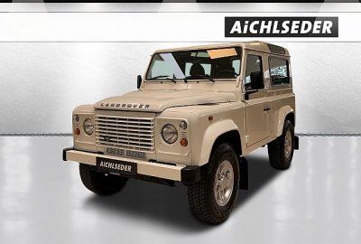 Land Rover Defender 90″ Station Wagon S 2,4 TD bei fahrzeuge.aichlseder.landrover-vertragspartner.at in